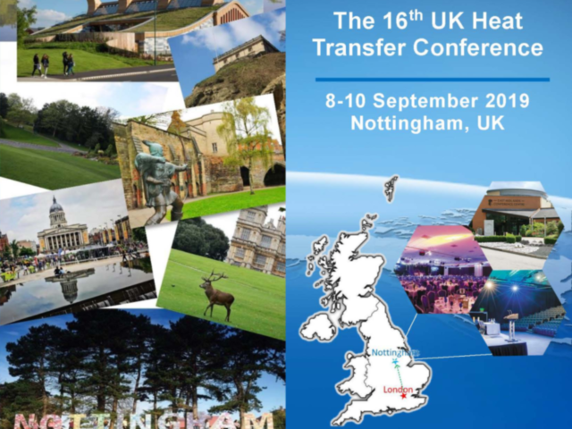 16th UK Heat Transfer Conference | ThermaSMART